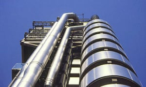 The Lloyds Building.