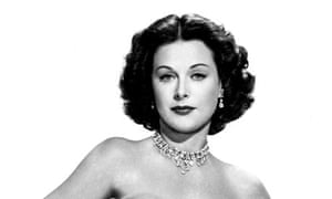 Hedy Lamarr: invented a torpedo guidance system