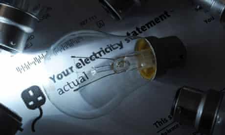 DOMESTIC ELECTRICITY BILL
