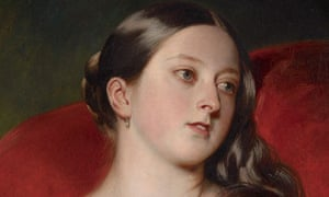 Franz Xaver Winterhalter's Queen Victoria