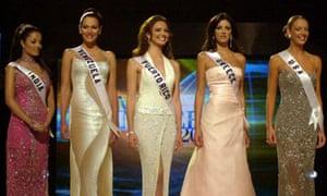 Miss Venezuela Eva Ekvall