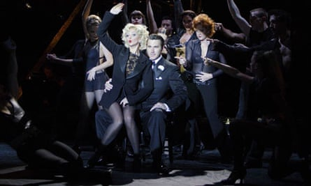 Scene from the musical Chicago