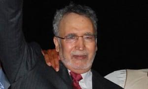 Lockerbie bomber in Tripoli