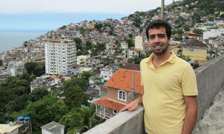 Gonçalo Pires, Portuguese migrant in Brazil