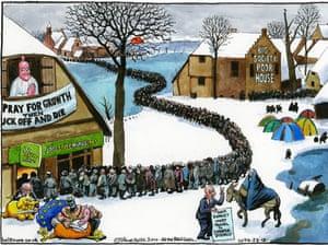 23.12.11: Steve Bell cartoon