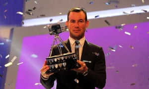 Mark Cavedish wins BBC sports personality of the year award