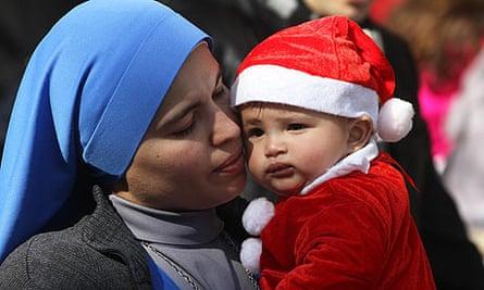 Christians in Gaza