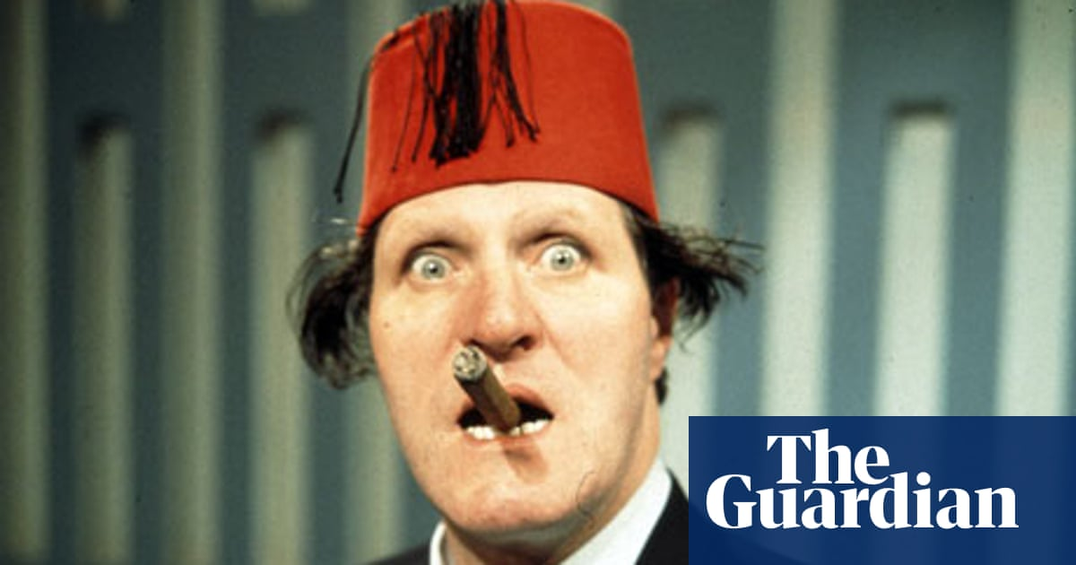 TV review: The Untold Tommy Cooper