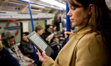 Kindle on tube