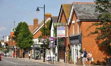 Town Centre, Fleet Road, Fleet, Hampshire
