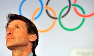London 2012 - LOCOG Press Conference