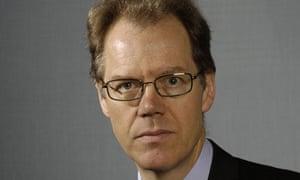 Christopher Graham, information commissioner