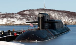 Russian region where submarine caught fire is world's atomic