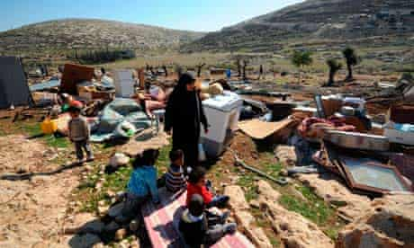 Bedouin removal