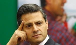 Enrique Peña Nieto, Mexico: The Great Hope