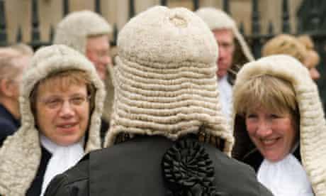 uk judiciary and judges