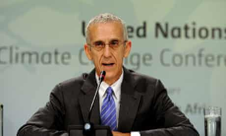 US climate change envoy Todd Stern