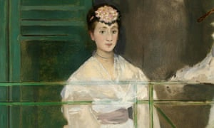 Manet's Portrait of Mademoiselle Claus