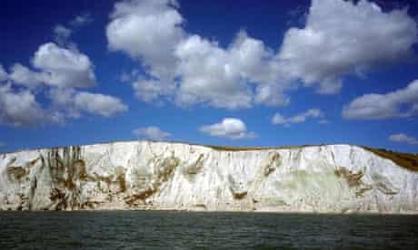 white cliffs dover