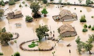 Flood in Pakistan, August 2010