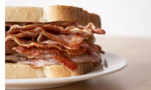 A bacon sandwich could become a luxury if the crisis hitting British pig farms pushes up prices.