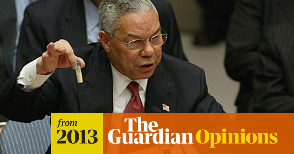 How The Bush Administration Sold The War And We Bought It Iraq The Guardian Addison joe graves wilson was born on july 31, 1947, in charleston, south carolina. how the bush administration sold the