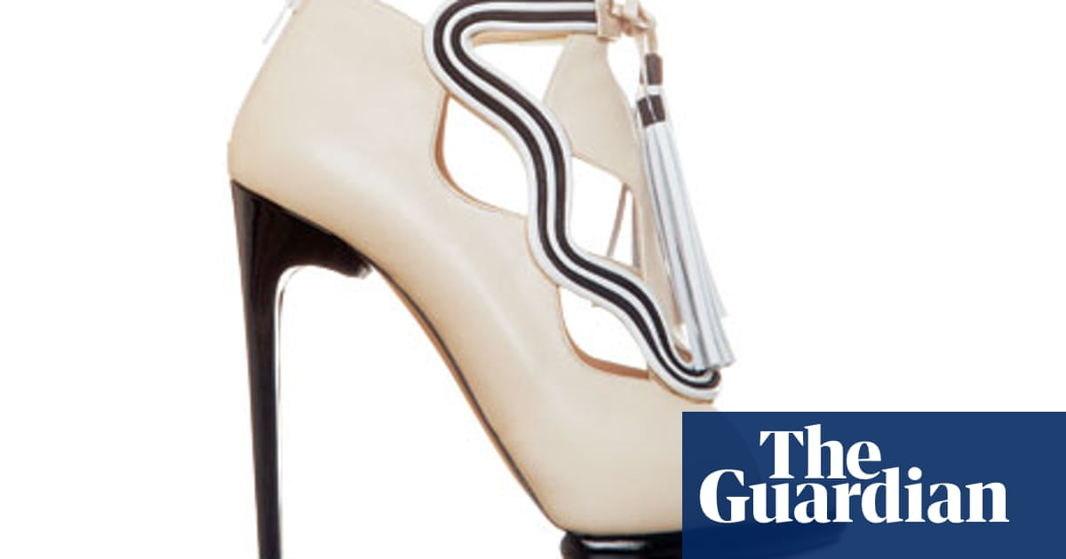 83b6727b15 Can you really walk in those? | Fashion | The Guardian