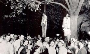 The lynching of Thomas Shipp and Abe Smith