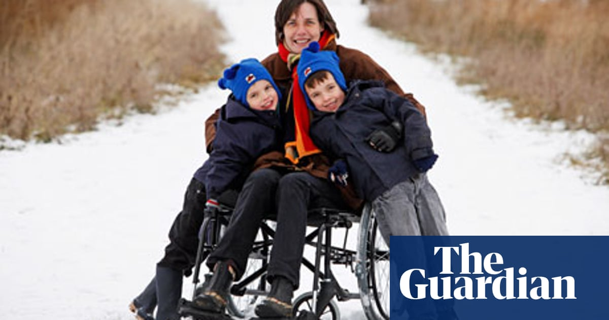 SPD: Having babies left me disabled | Life and style | The Guardian