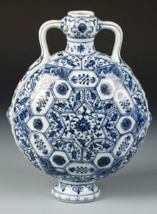 ming vase is thought to be worth more than 1m photograph dukes - Ming Vase