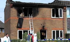 Fiona Adams house fire case