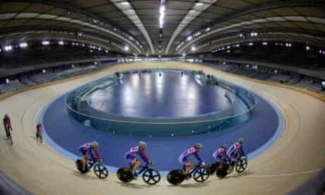 Olympic velodrome