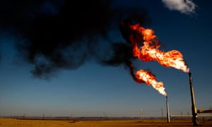"""Natural Gas """"Flare Off"""""""