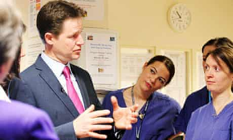 Nick Clegg, 2010 General Election campaign