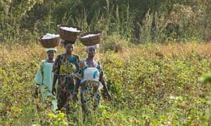 Fair Trade feature in Mali by Elizabeth Day