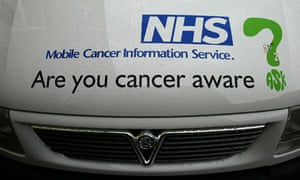 NHS cancer