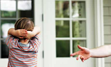 Children with autism can withdraw from people