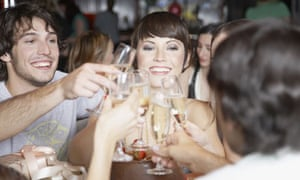 Coming through a divorce unscathed could be reason to celebrate.