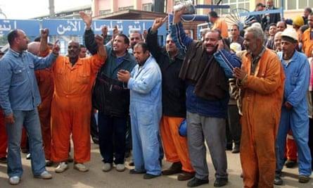Egypt strikes