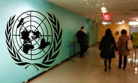 The United Nations security council has referred Libya to the ICC.