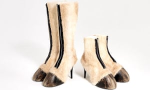 hooves boots