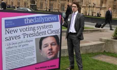 Labour launch No to AV campaign