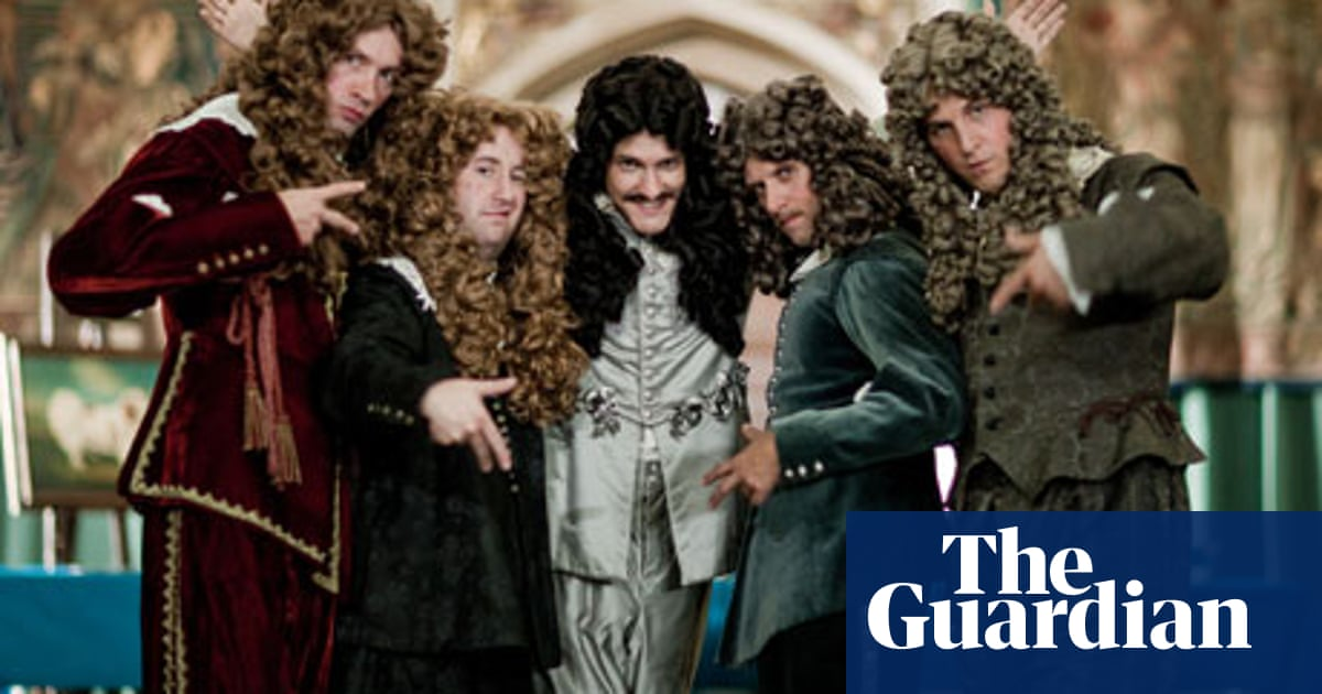 How Horrible Histories Became A Huge Hit Culture The