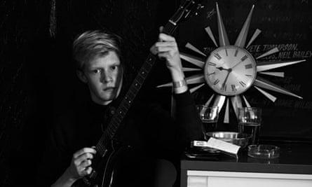 Hugo Hamper-Potts of the Disconcerts