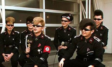 Japanese pop group Kishidan's 'Nazi' outfits force Sony to