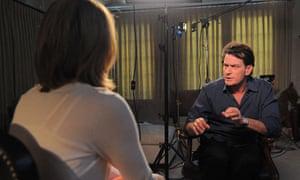 Charlie Sheen on ABC News