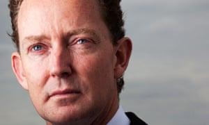 Greg Barker, climate change minister