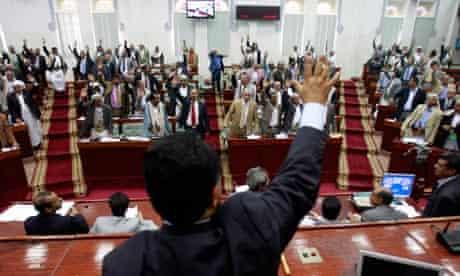Yemen parliament pass state of emergency