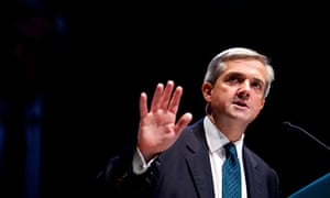 Climate change minister Chris Huhne