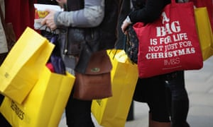 Christmas Splurge As High Street Takes Estimated  120 Million In Two Days